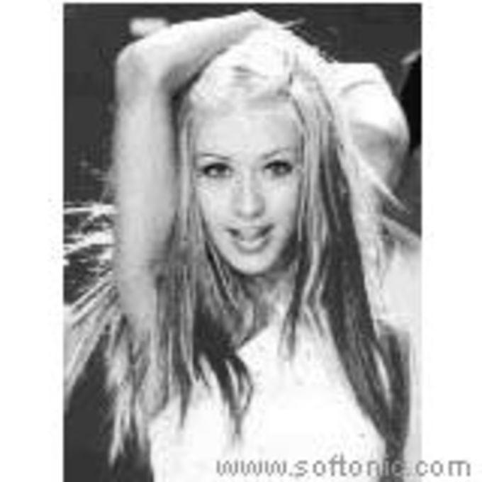 Christina Aguilera Logo Hack