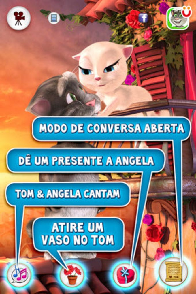 Tom ama Angela