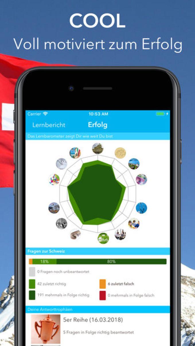 Einbürgerungstest Schweiz