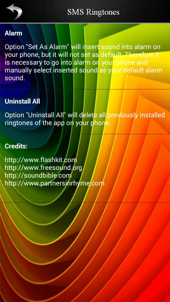sms ringtones for android download