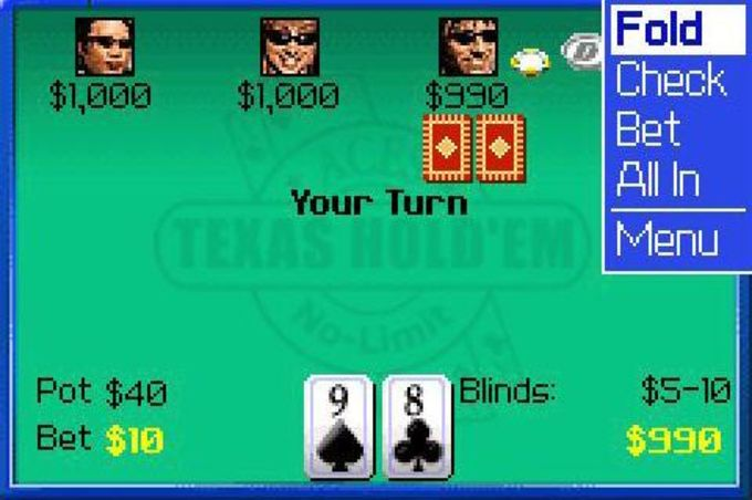 Aces Texas Hold'em – No Limit