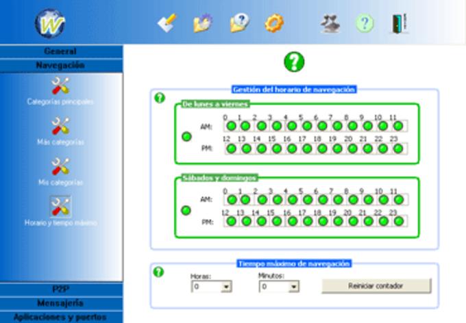 Wefisy: Web Filtering System