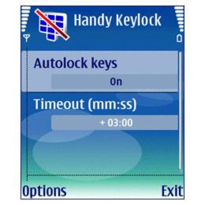 Handy Keylock