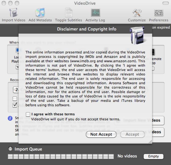 VideoDrive