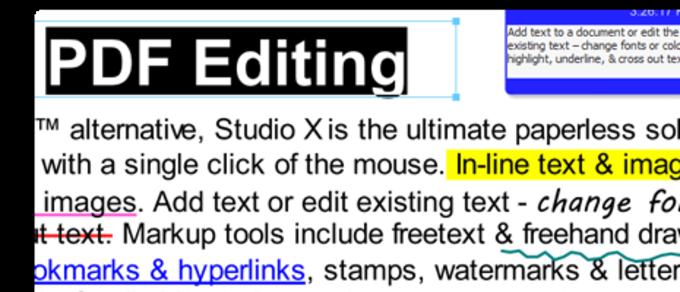 deskPDF Studio X