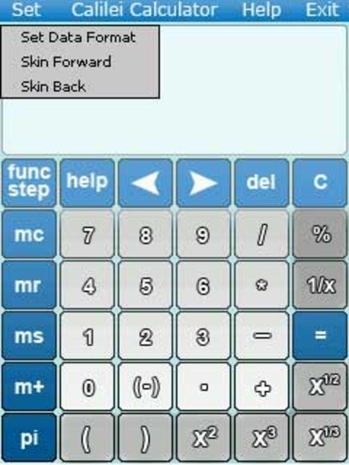 Calilei Calculator Basic