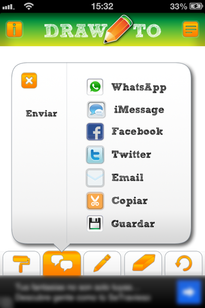 DrawTo for WhatsApp