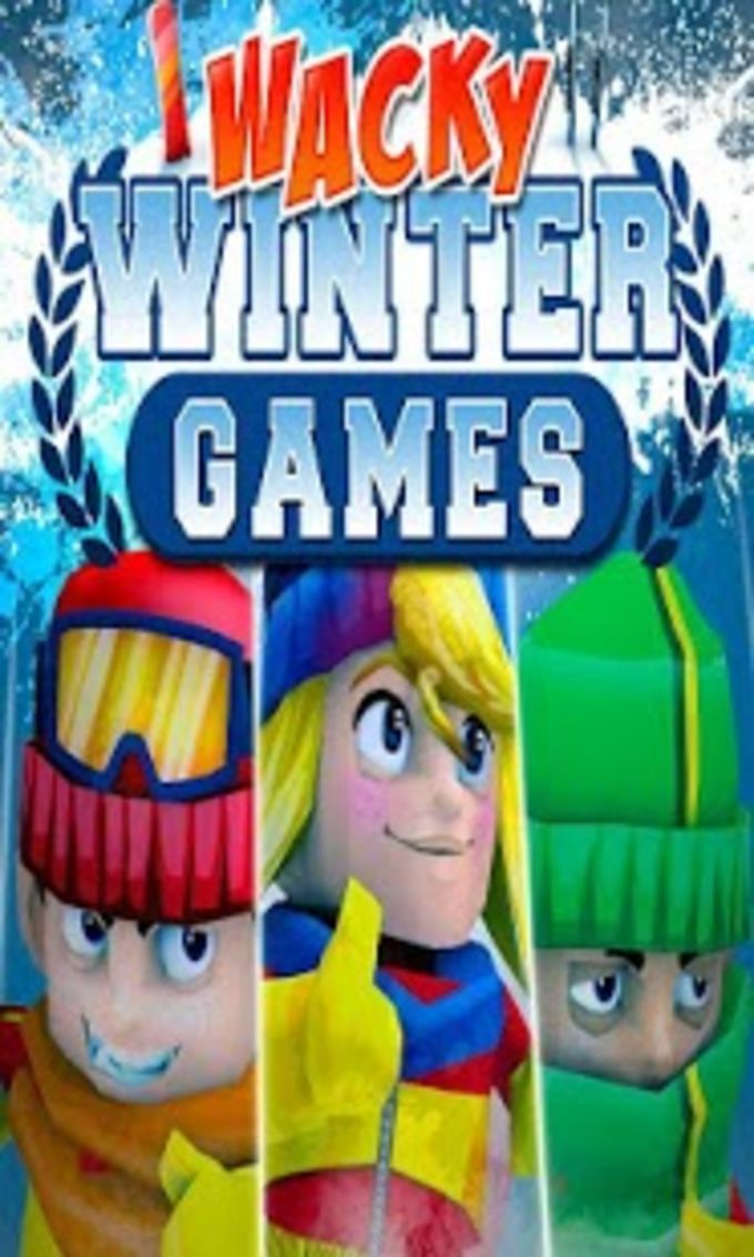 Wacky Winter Games
