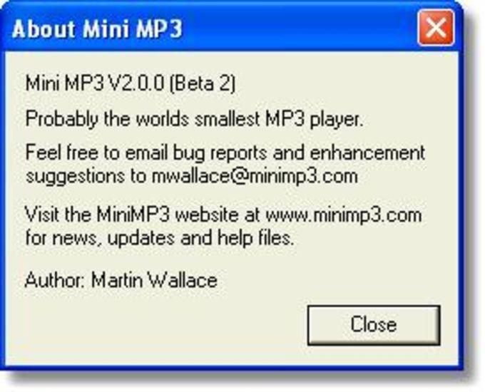 Mini MP3