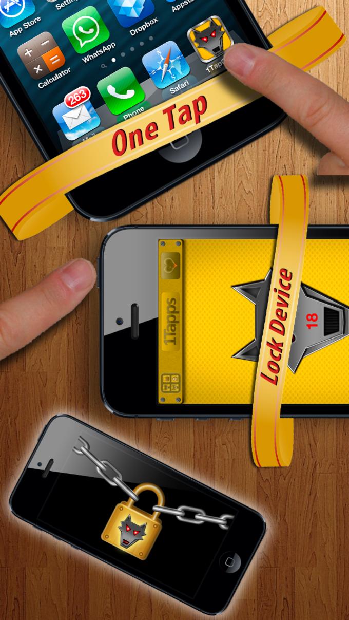 1TapGuard - Burglar Alarm System for iPhone, iPad, iPod