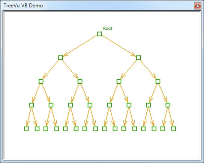 TreeVu Active X Control