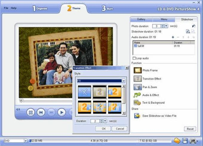 Ulead CD & DVD PictureShow