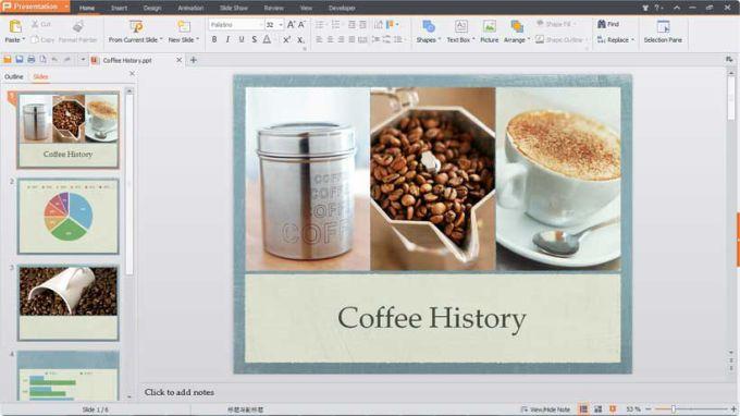 Kingsoft Presentation Professional