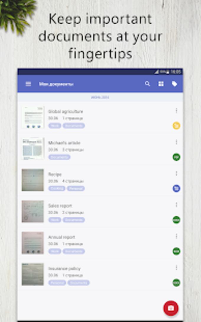FineScanner Pro  PDF Document Scanner App  OCR