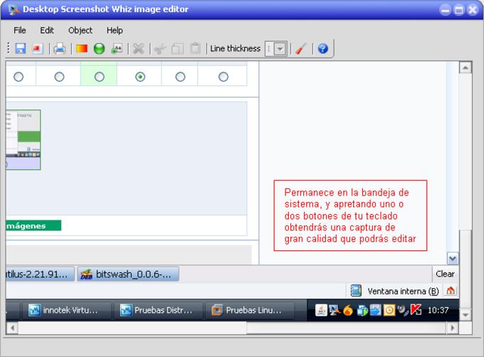 Desktop Screenshot Whiz
