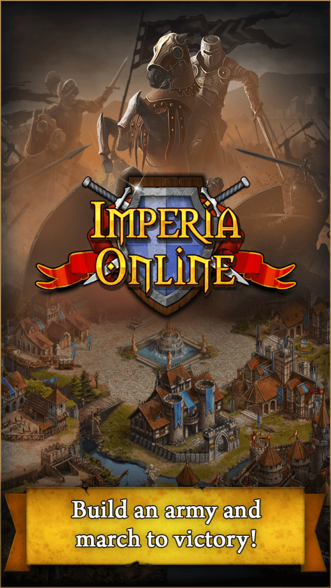 Imperia Online for iPad - Medieval Age of the Lord