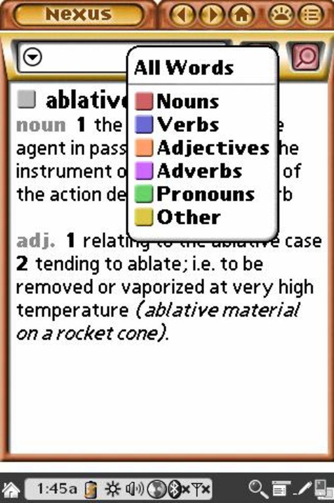 Nexus English Super Dictionary