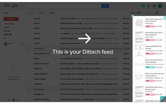 Dittach for Chrome
