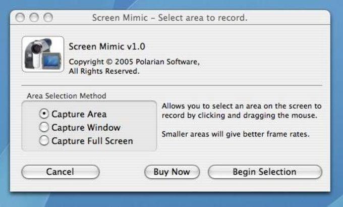 Screen Mimic