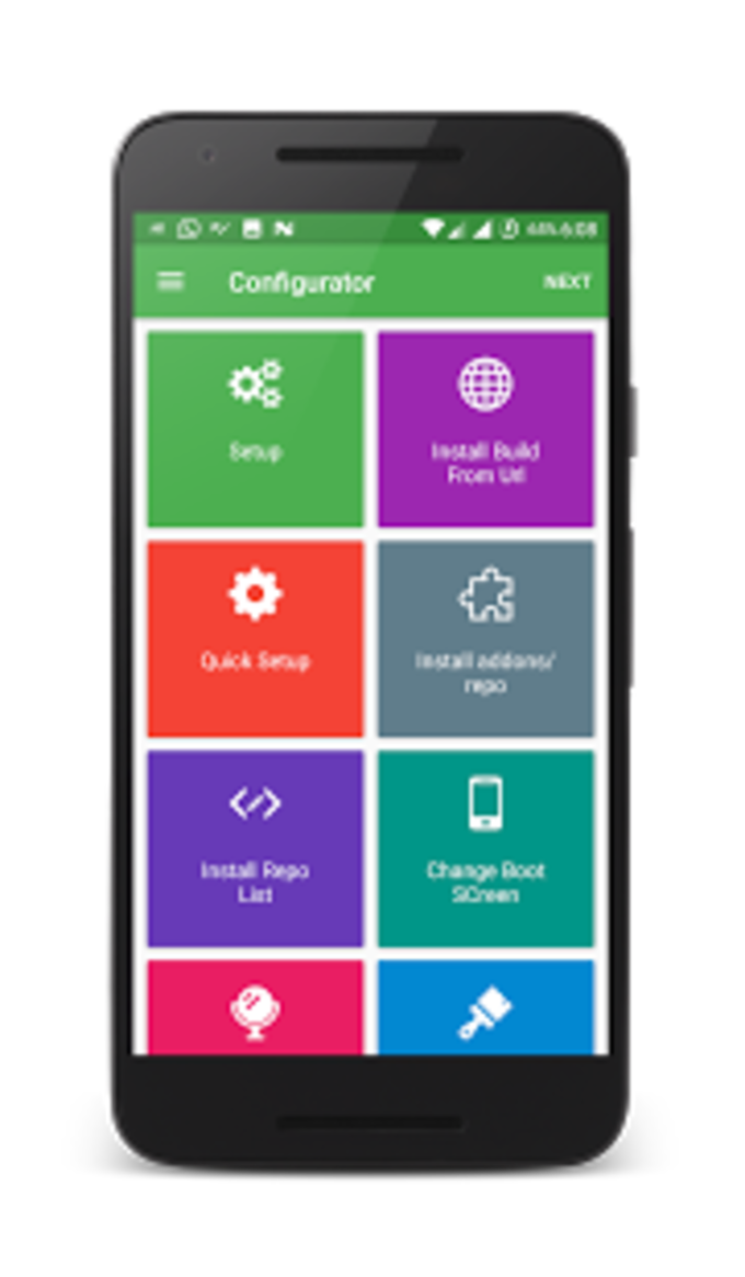 Configurator for Kodi - Complete Kodi Setup Wizard