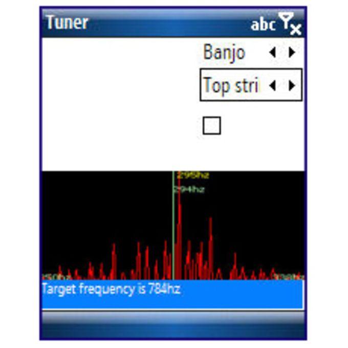 Audio Tuner Mobile