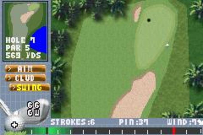 Pro Golf Paradise