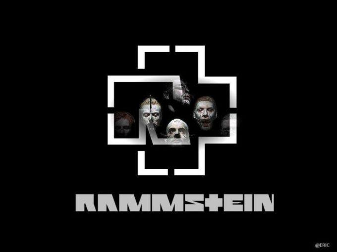 Fond d'écran Rammstein