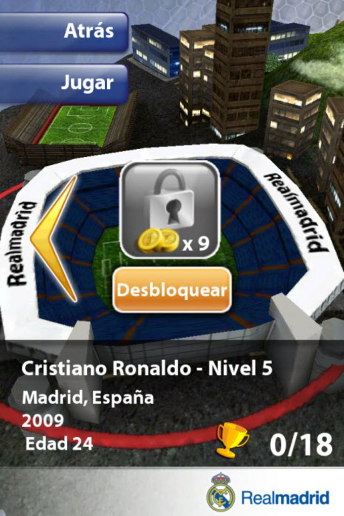 Journey to Real Madrid