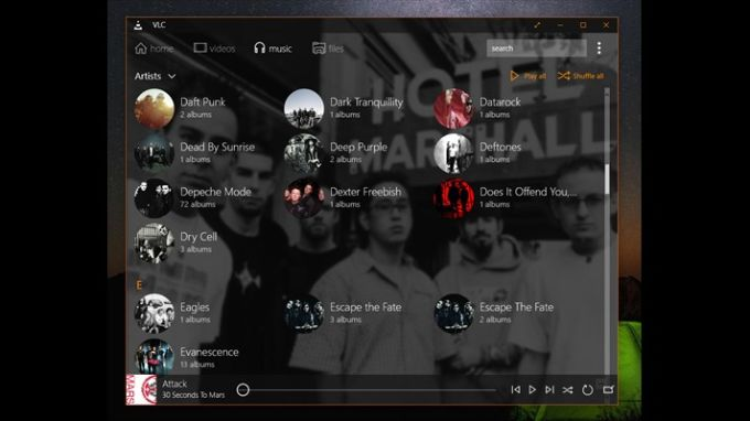 VLC für Windows 10