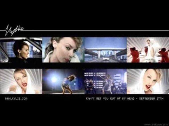 Kylie Minogue ScreenSaver