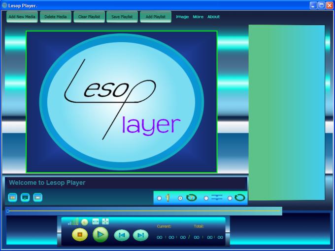 Lesop Player