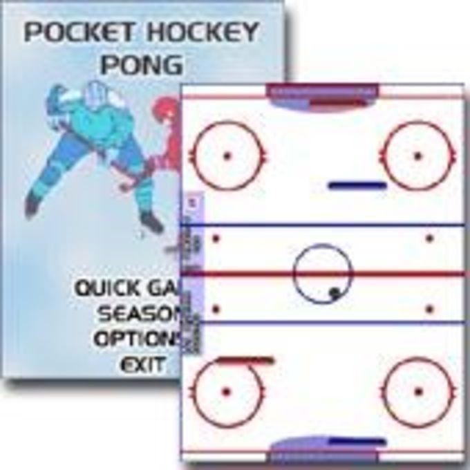 Pocket Hockey Pong
