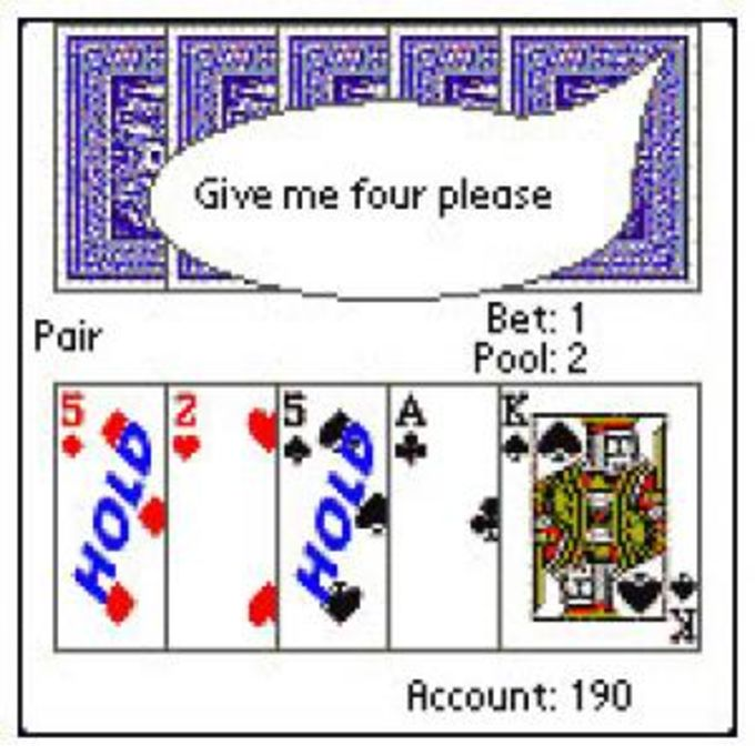 AI Poker