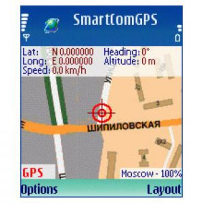 SmartComGPS
