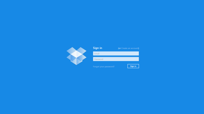 Dropbox for Windows 10 (Windows)