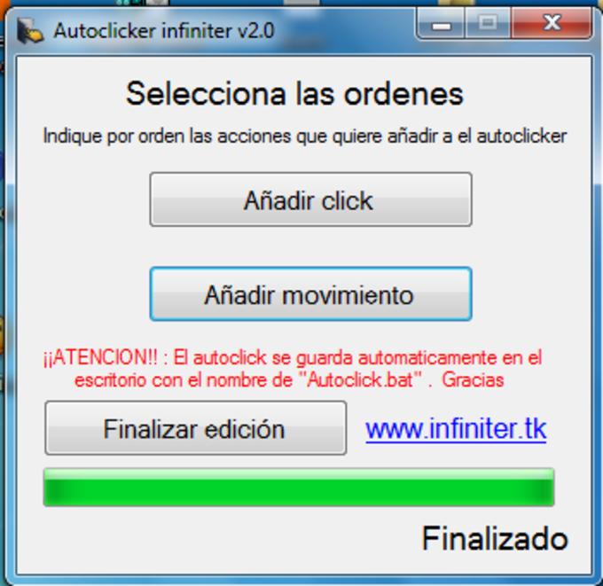 Autoclicker