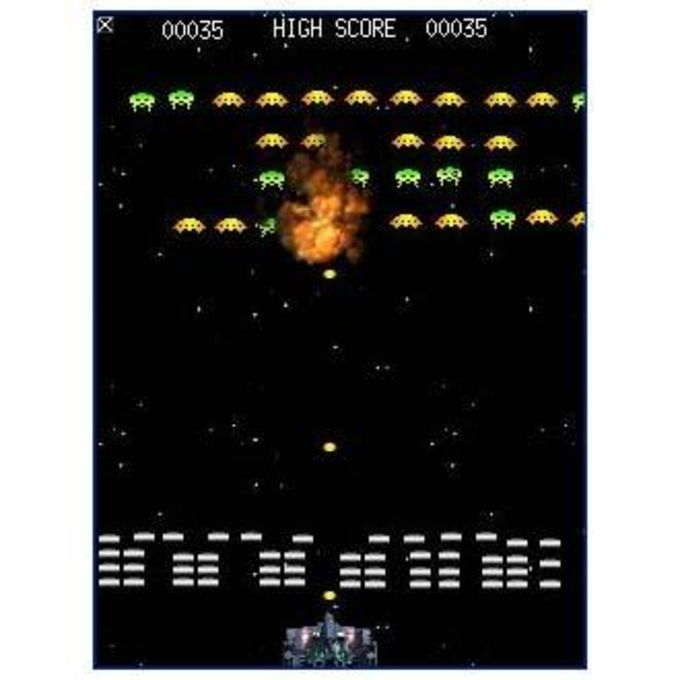 Mars Invaders