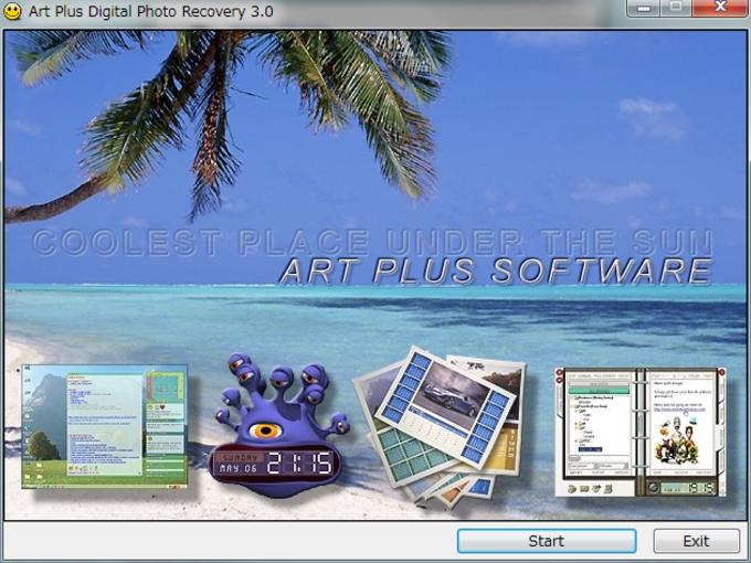 Art Plus Digital Photo Recovery