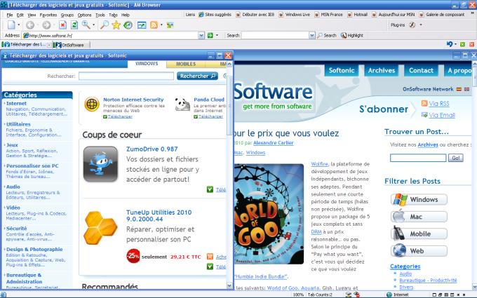 AM Browser