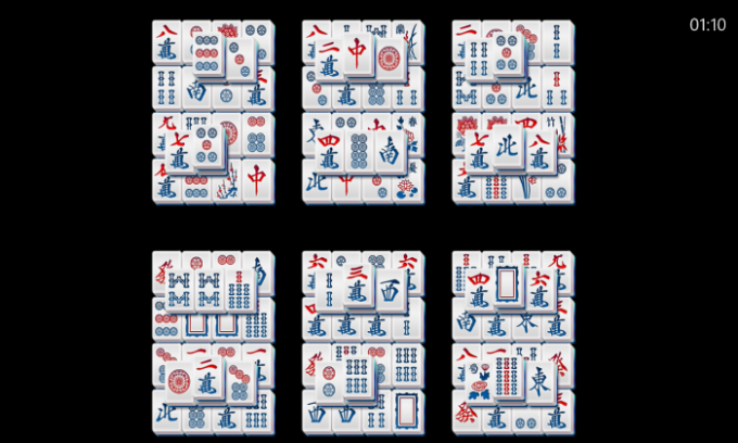 Mahjong Deluxe! pour Windows 10
