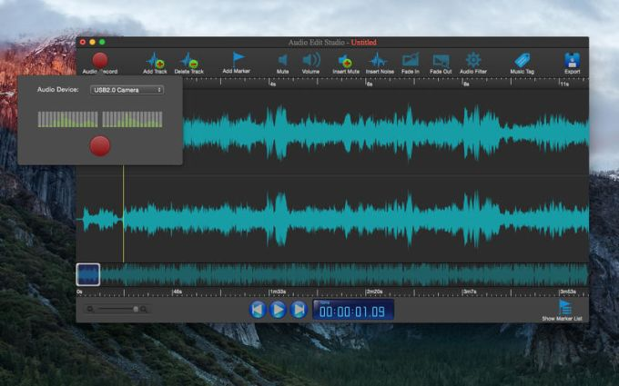 Audio Edit Studio - Editor Lite