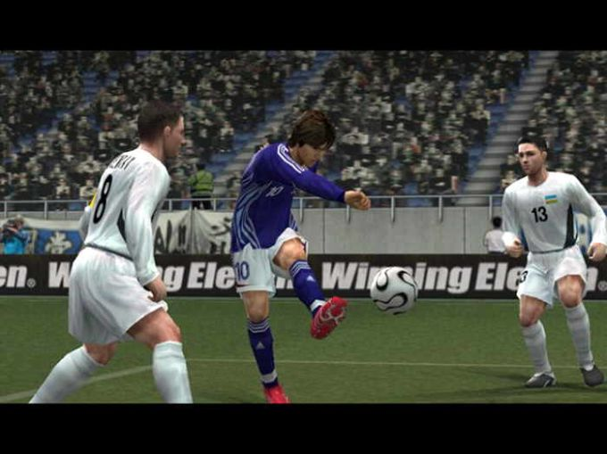 Pro Evolution Soccer 6 Trailer