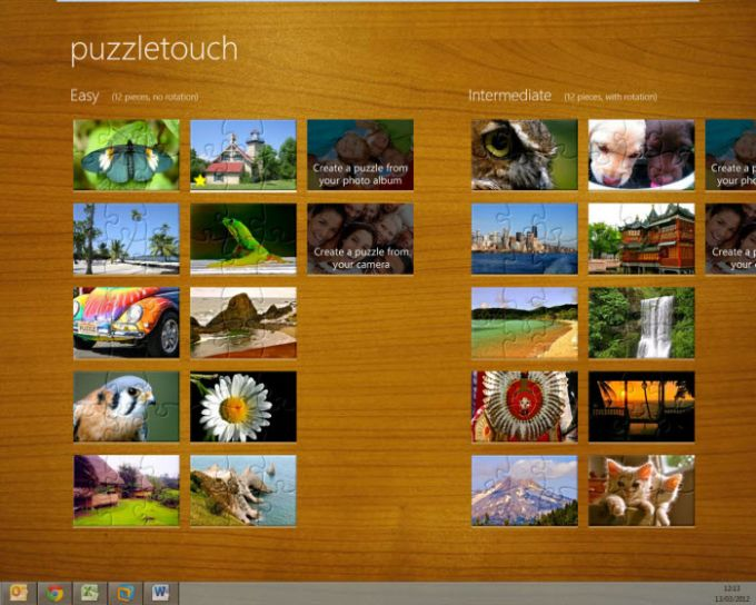 PuzzleTouch