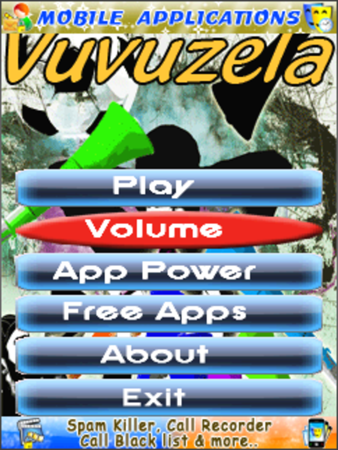 Cricket Vuvuzela