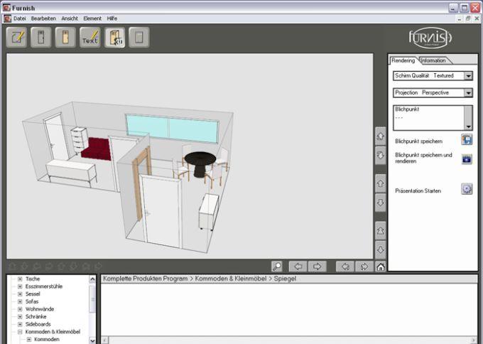 Dekorieren In 3D: Furnish Richtet Die Wohnung Virtuell Ein