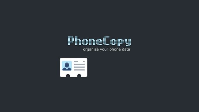 PhoneCopy for Windows 10