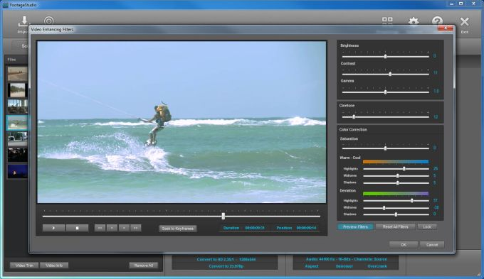 FootageStudio 4k