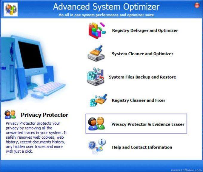 Advance System Optimizer