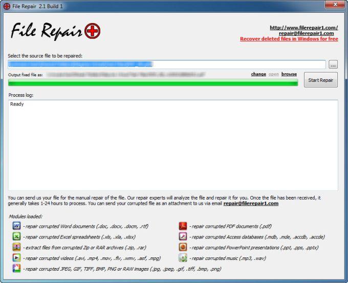 File Repair