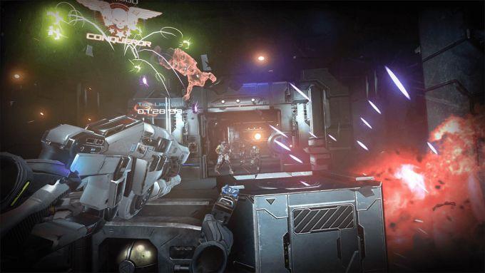 Mortal Blitz PS VR PS4